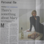 Article: There's something about Mary