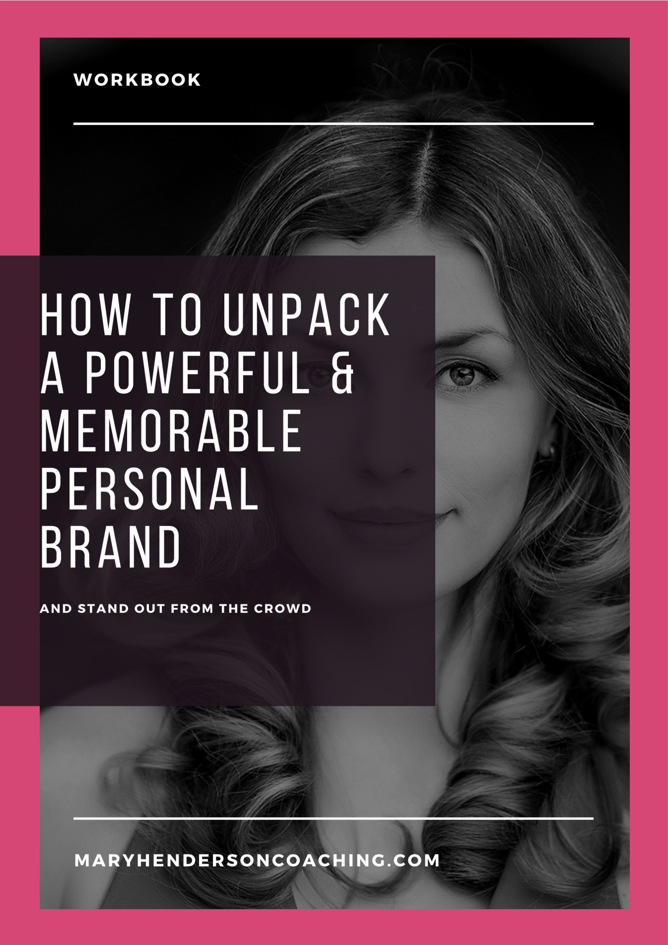 Cover: How unpack a powerful and memorable personal brand
