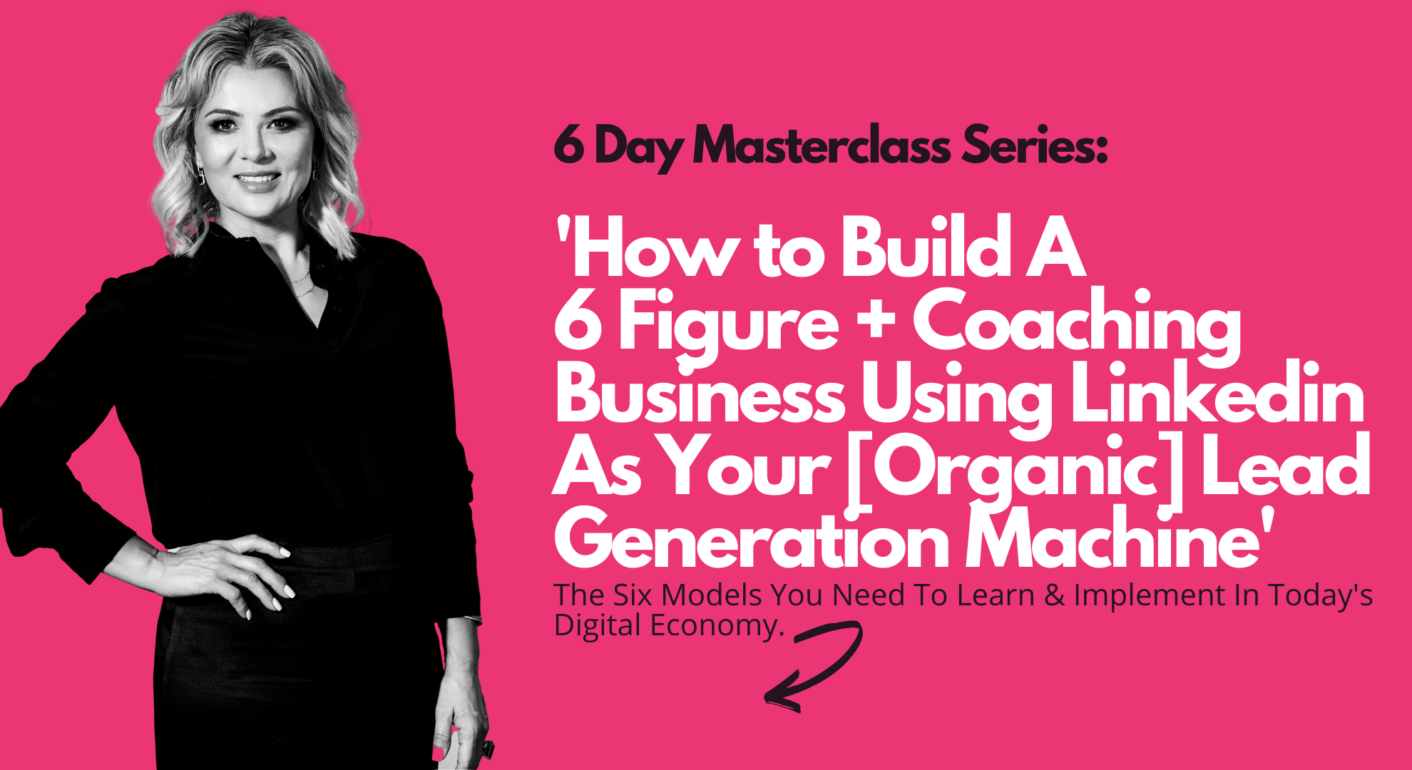 how to build a 6 figure +coaching business using linked as your [organic\ Lead generation machine?